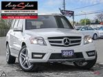 2012 Mercedes-Benz GLK-Class 4Matic GLK350 ONLY 107K! **TECHNOLOGY PKG** AMG PKG in Scarborough, Ontario