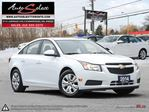2014 Chevrolet Cruze ONLY 29K! **SUNROOF** CLEAN CARPROOF in Scarborough, Ontario