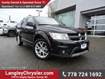 2015 Dodge Journey SXT ACCIDENT FREE w/ U-CONNECT BLUETOOTH & REAR-VIEW CAMERA in Surrey, British Columbia