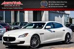 2015 Maserati Quattroporte S Q4 AWD Luxury,Premium,Heating,Sports 21 Pkgs Nav Sunroof in Thornhill, Ontario