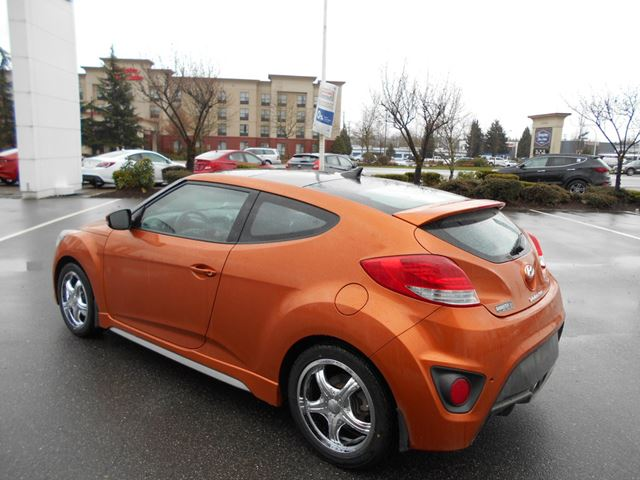 2013 hyundai veloster turbo auto surrey british columbia used car for sale 2733161. Black Bedroom Furniture Sets. Home Design Ideas