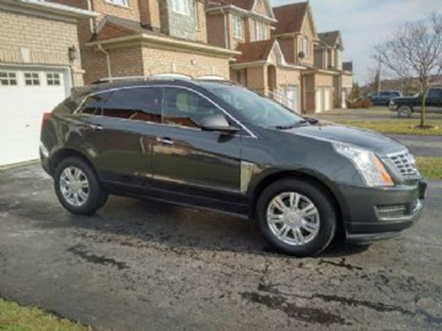 2015 cadillac srx awd premium package mississauga ontario car for sale 2733618. Black Bedroom Furniture Sets. Home Design Ideas