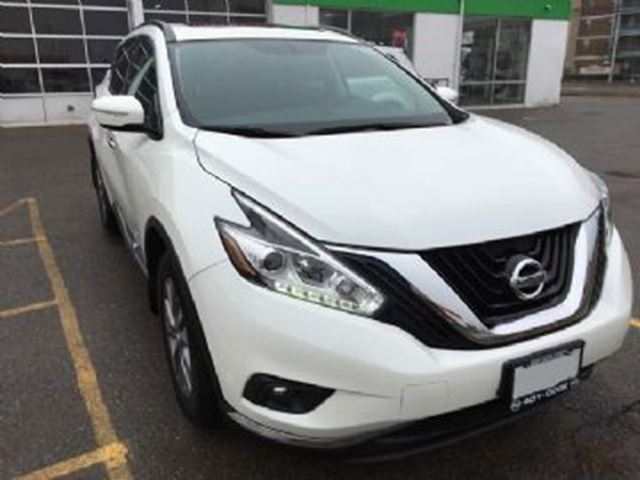 2015 Nissan Murano AWD 4dr SV in Mississauga, Ontario