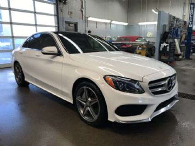 2015 mercedes benz c class 300 4matic amg sport for 2015 mercedes benz c class for sale