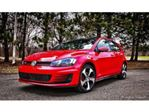 2015 Volkswagen Golf GTI Autobahn, Auto, Tech + Leather + VW Protection Plus in Mississauga, Ontario