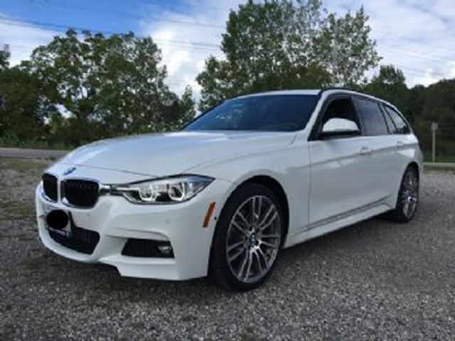 2016 BMW 3 Series 4dr Touring Wgn 328i xDrive AWD M Sport LINE in Mississauga, Ontario