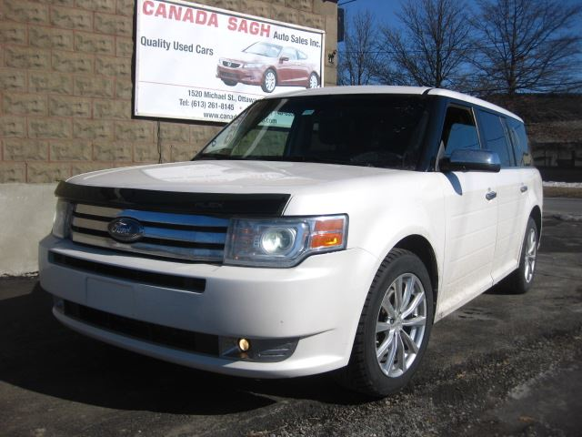 2009 ford flex limited awd panoramic dvd lthr 12m wrty. Black Bedroom Furniture Sets. Home Design Ideas