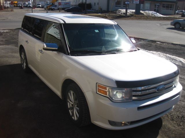 2009 ford flex 2009 ford flex limited awd panoramic dvd. Black Bedroom Furniture Sets. Home Design Ideas