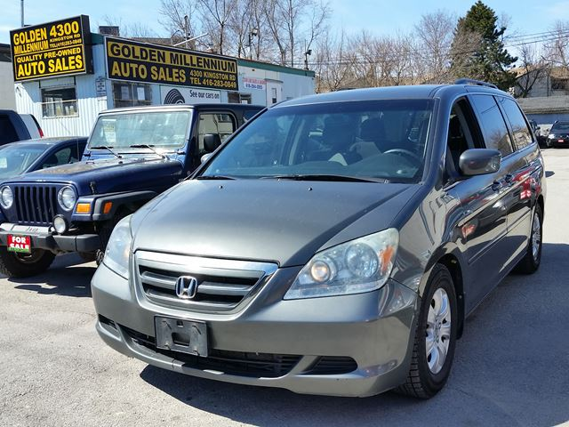 2007 honda odyssey ex mint certified 2sets of tires for Certified used honda odyssey