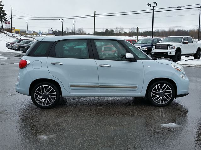 2014 fiat 500l lounge ottawa ontario used car for sale. Black Bedroom Furniture Sets. Home Design Ideas