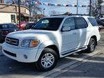 2003 Toyota Sequoia Limited 4x4 in St Catharines, Ontario