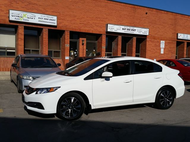 2015 honda civic ex toronto ontario car for sale 2734656. Black Bedroom Furniture Sets. Home Design Ideas