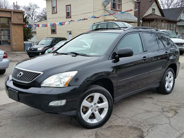 2007 lexus rx 350 4wd st catharines ontario used car for sale 2734423. Black Bedroom Furniture Sets. Home Design Ideas