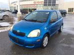 2004 Toyota ECHO CE Manual. Certification available (EXTRA), or sav in Stouffville, Ontario