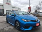 2016 Scion iM AUTO - ONLY 5,000 kms! SAVE $$ OVER NEW! in Stouffville, Ontario
