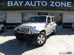 2010 Jeep Wrangler Unlimited Sahara in Toronto, Ontario