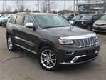 2016 Jeep Grand Cherokee Summit**ADAPTIVE CRUISE CONTROL **TRAILER TOW GROU in Mississauga, Ontario