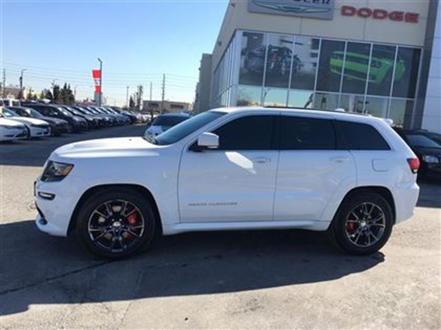2015 jeep grand cherokee 1 owner srt8 only 40878 kms laguna leather woodbridge ontario. Black Bedroom Furniture Sets. Home Design Ideas
