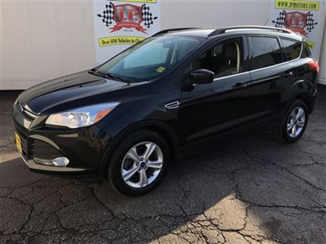 2015 ford escape se automatic leather heated seats back up came burlington ontario used. Black Bedroom Furniture Sets. Home Design Ideas