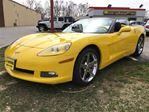 2006 Chevrolet Corvette Automatic, Navigation, Leather, Only 76,000km Conv in Burlington, Ontario