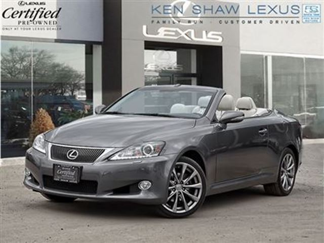 2014 lexus is 250 sold navigation toronto. Black Bedroom Furniture Sets. Home Design Ideas