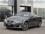 2014 Lexus IS 250 ** Convertible ** Navigation ** in Toronto, Ontario