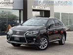 2015 Lexus RX 350 ** Technology Package ** Head Up Display ** in Toronto, Ontario
