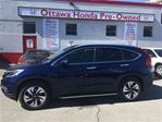 2016 Honda CR-V Touring in Ottawa, Ontario