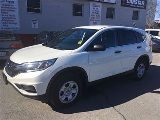 2015 honda cr v lx ottawa ontario used car for sale. Black Bedroom Furniture Sets. Home Design Ideas