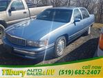 1996 Cadillac DeVille ** ONLY 5600 KM** in Tilbury, Ontario