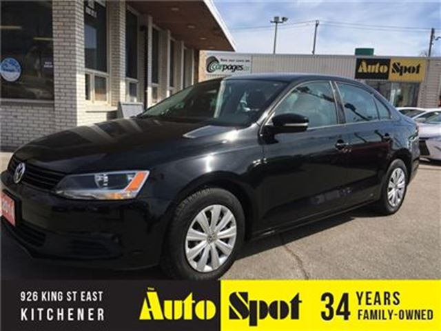 2014 Volkswagen Jetta TRENDLINE+/OUR VEHICLE FROM NEW!/AWESOME VALUE! in Kitchener, Ontario