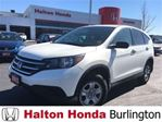 2013 Honda CR-V LX in Burlington, Ontario