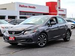 2015 Honda Civic EX in Burlington, Ontario