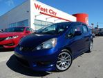 2012 Honda Fit SPORT, NICE RIMS,HEATED SEATS! in Belleville, Ontario