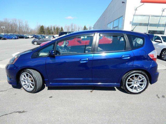 2012 honda fit sport nice rims heated seats belleville. Black Bedroom Furniture Sets. Home Design Ideas