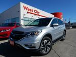 2016 Honda CR-V TOURING,LEATHER,SUNROOF,GPS! in Belleville, Ontario