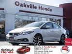 2013 Honda Civic Sedan Touring 5AT in Oakville, Ontario