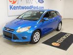 2014 Ford Focus SE! It can't be! And what a blue too! with a hatch! in Edmonton, Alberta