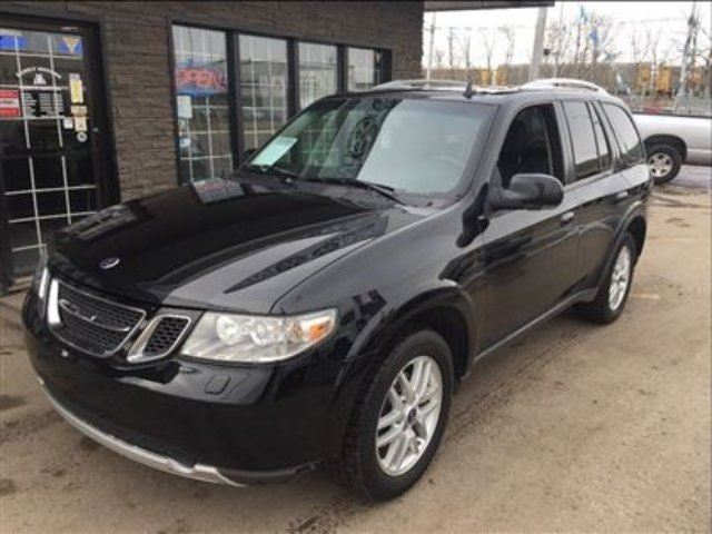 2009 SAAB 9-7X ONE OWNER AWD NICE! in Edmonton, Alberta