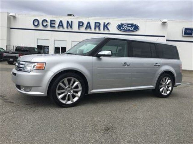 2011 ford flex surrey british columbia used car for sale 2733941. Black Bedroom Furniture Sets. Home Design Ideas