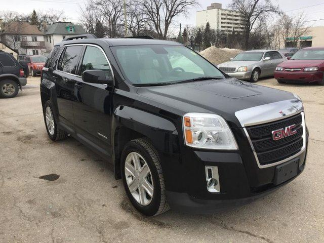 2012 gmc terrain slt 2 winnipeg manitoba used car for. Black Bedroom Furniture Sets. Home Design Ideas