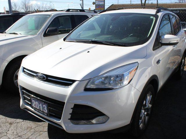 2013 ford escape sel awd loaded leather brampton ontario used car for sale 2734121. Black Bedroom Furniture Sets. Home Design Ideas