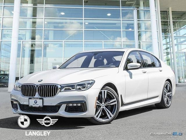 2016 BMW 7 Series 750 Executive Package! in Langley, British Columbia