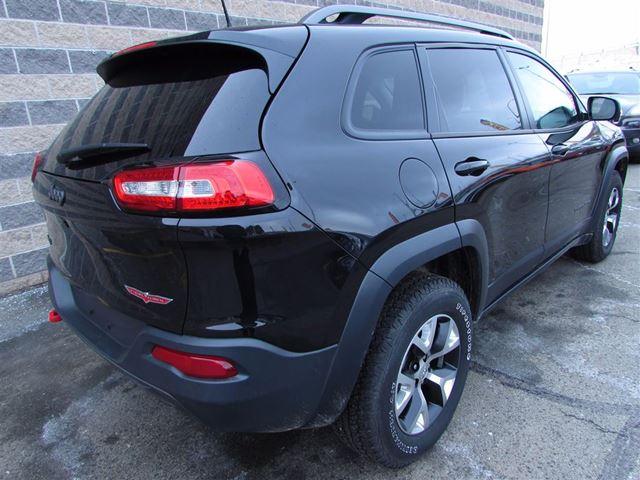 2016 jeep cherokee trailhawk leather loaded dartmouth. Black Bedroom Furniture Sets. Home Design Ideas