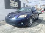 2005 Mazda MAZDA3 HATCHBACK FWD 2.3 L in Halifax, Nova Scotia