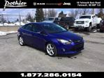 2014 Ford Focus Titanium  CLOTH  SUNROOF  REAR CAMERA  2 SETS in Windsor, Nova Scotia