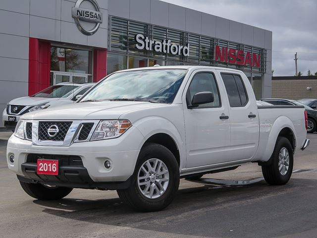 2016 nissan frontier sv stratford ontario car for sale 2734358. Black Bedroom Furniture Sets. Home Design Ideas