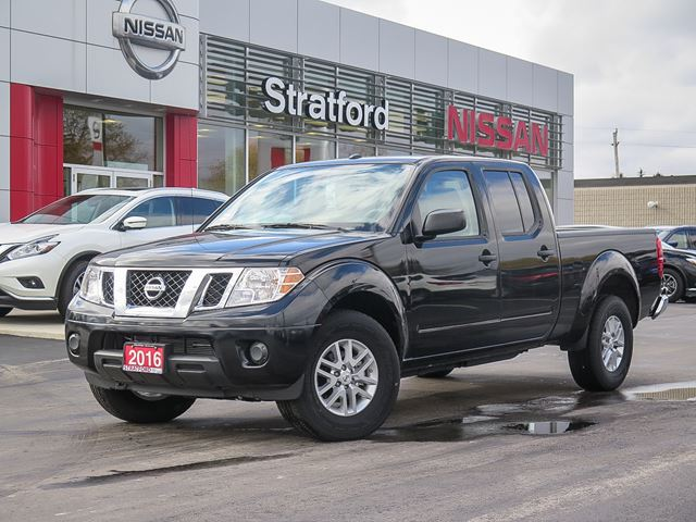 2016 nissan frontier sv stratford ontario car for sale 2734362. Black Bedroom Furniture Sets. Home Design Ideas