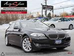 2013 BMW 5 Series 528i in Scarborough, Ontario