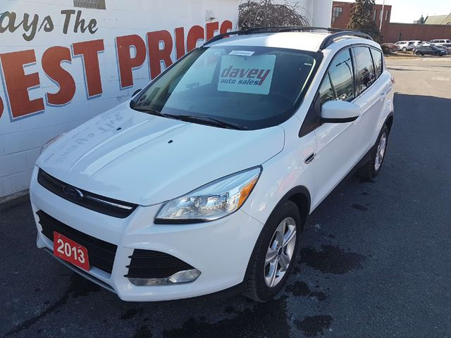 2013 Ford Escape SE BACK UP SENSORS, HEATED SEATS, BLUETOOTH in Oshawa, Ontario